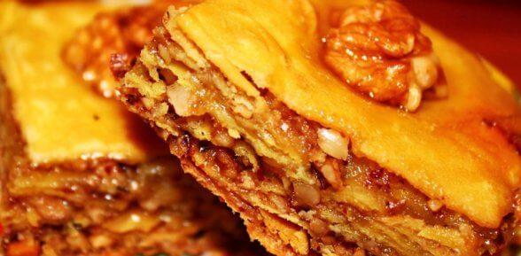 Восхитительный десерт Востока – пахлава
