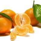 мандарины фото