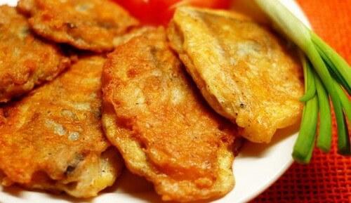 Кляр для рыбы или простой рецепт на минералке