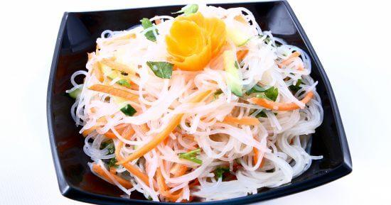 Польза и вред фунчозы, предостережения в приготовлении блюд