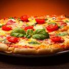 сколько готовить пиццу
