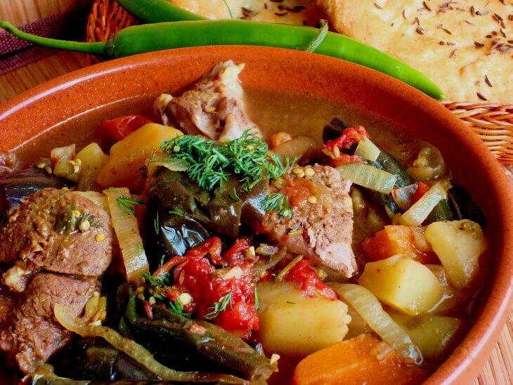 Чанахи по грузинскому рецепту