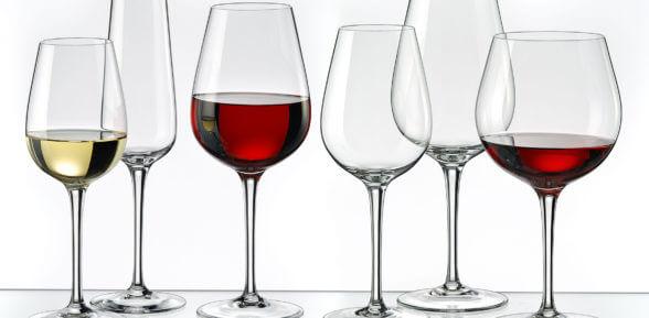 Как держать бокал вина?