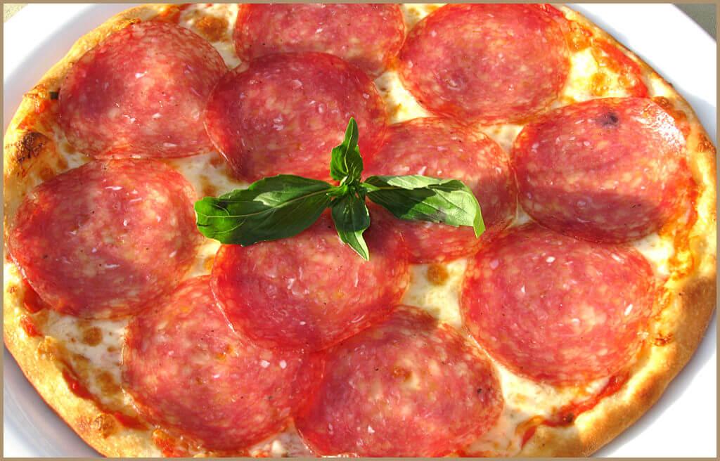 фото Пицца салями