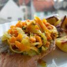 фото горбуши с морковью
