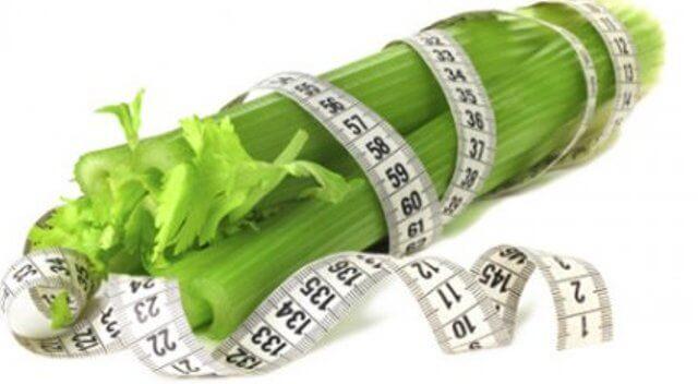 диета на основе сельдерея