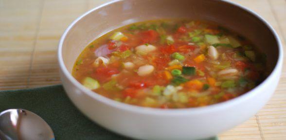 Диетическое питание – суп с сельдереем для похудения