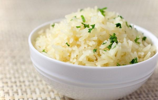 как сварить рис для гарнира
