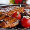 рецепты свиных ребрышек на мангале и гриле