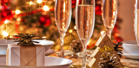 2017 Год Петуха – новогоднее меню праздничного стола