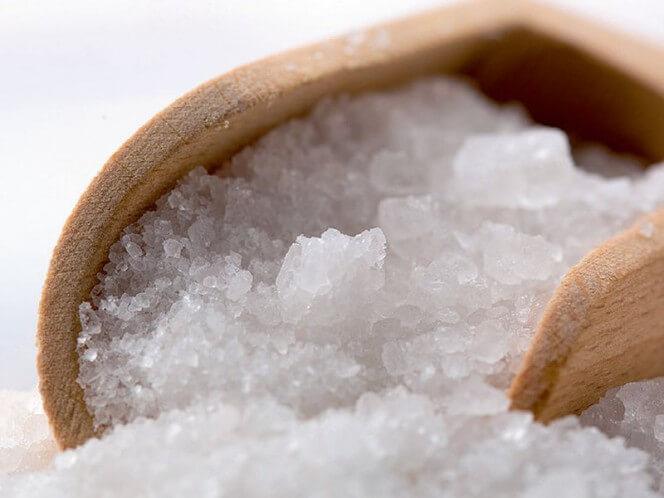 Поваренная пищевая каменная соль крупного помола