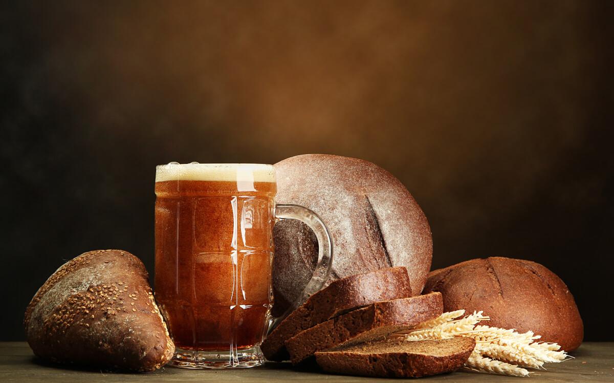 Квас из березового сока с кофе