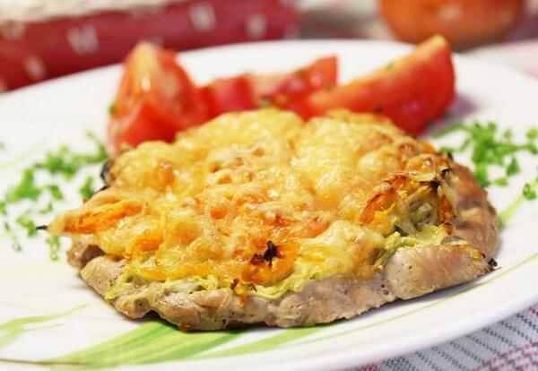 Салаты с красным перцем с курицей рецепты с фото