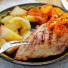 Маринад для куриного филе на гриле