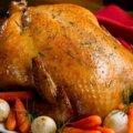 Сколько готовить курицу в духовке