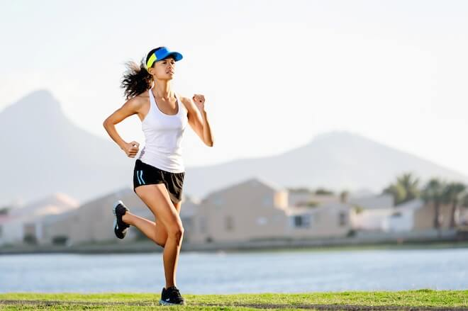 Совмещение диеты и физических нагрузок