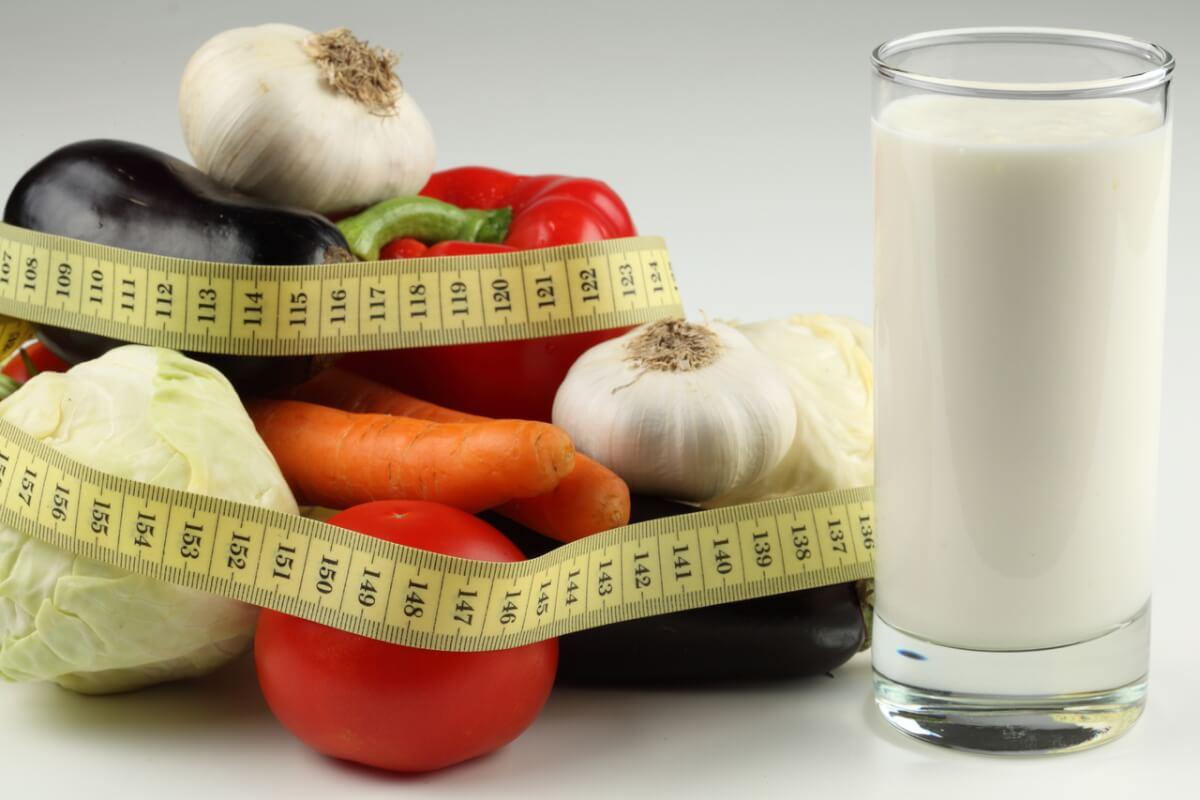 Первый этап диеты Протасова