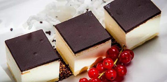 Изысканный воздушный десерт «Птичье молоко»