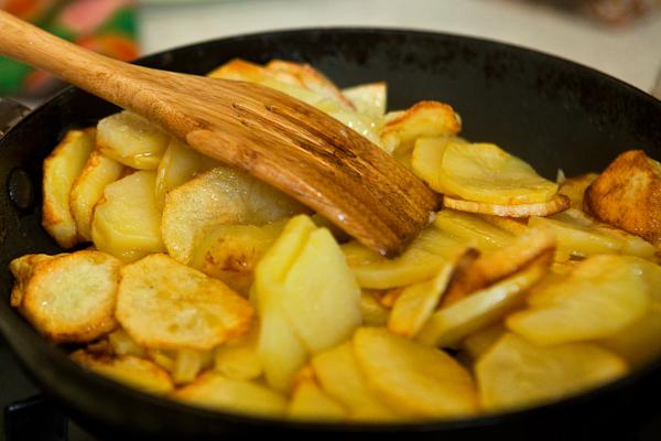 Картофель для мусаки