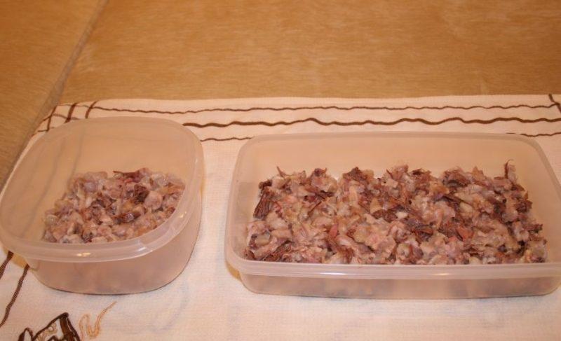 Рецепт студня из говядины и свинины