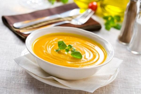 тыквенный суп пюре в мультиварке классический рецепт
