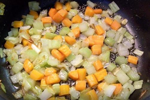 классический рецепт приготовления овощного супа