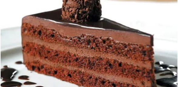 Как правильно приготовить трюфельный торт?