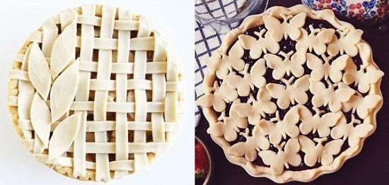 красивый пирог фото 14