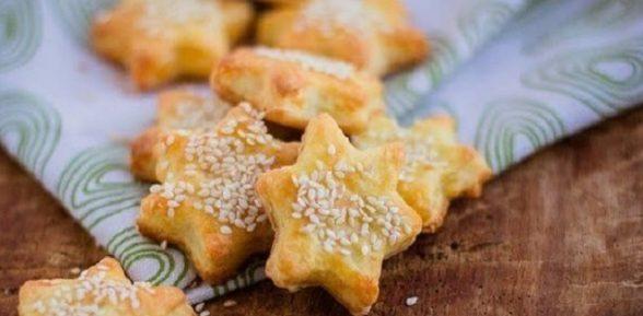 Печенье из плавленных сырков