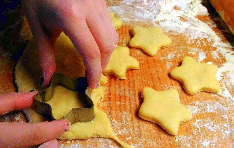 Печеньки из сыра
