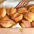 вкусное печенье с творогом
