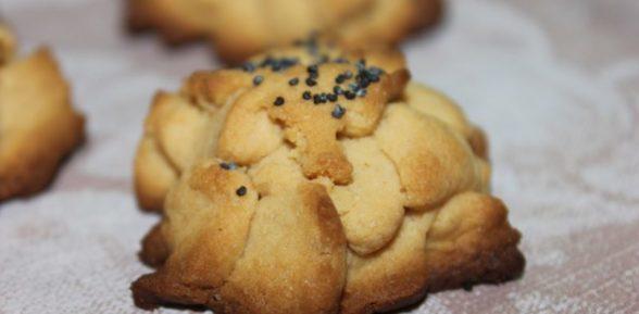 Печенье на дрожжах