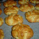 Печенье с яблоком фото