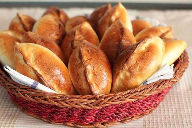 духовые пирожки