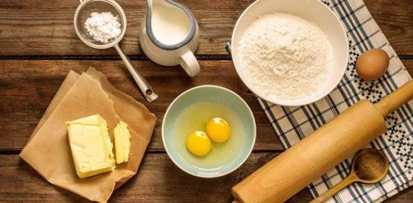 Как поставить тесто на пирожки
