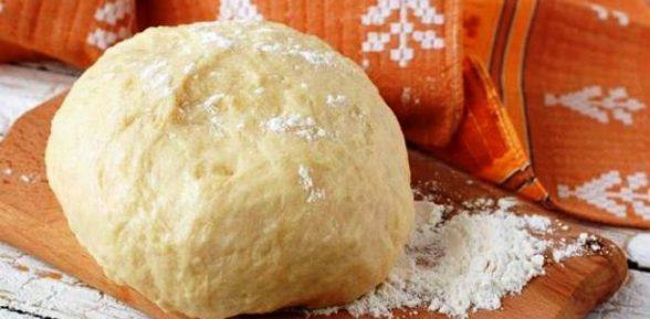 Мягкое тесто для пирожков