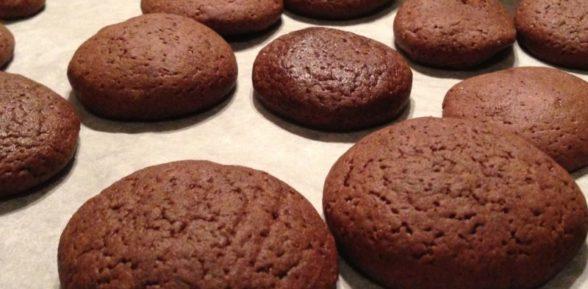 Вкусное печенье на скорую руку