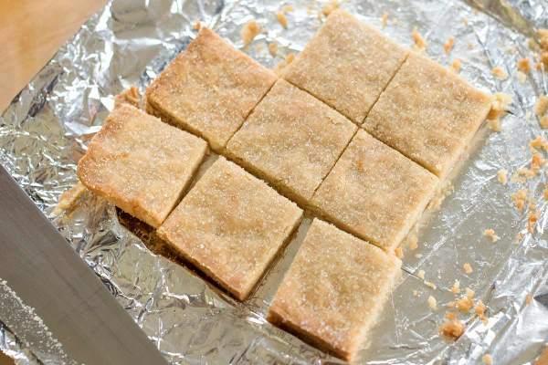 печенье из простокваши