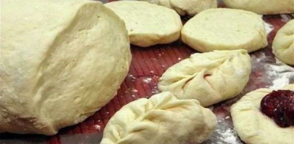 Рецепт приготовления теста для пирожков