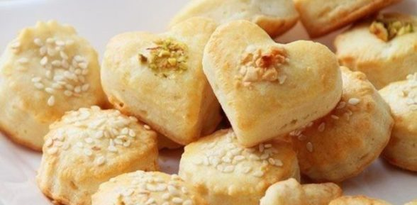 Рецепты печенья с сыром