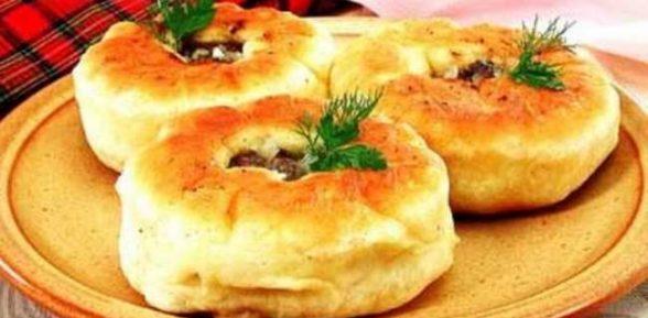 Рецепт татарских беляшей