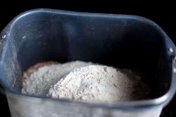 ингредиенты для кекса в хлебопечке