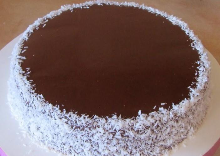 украшение тортов кокосовой стружкой фото зале собралась