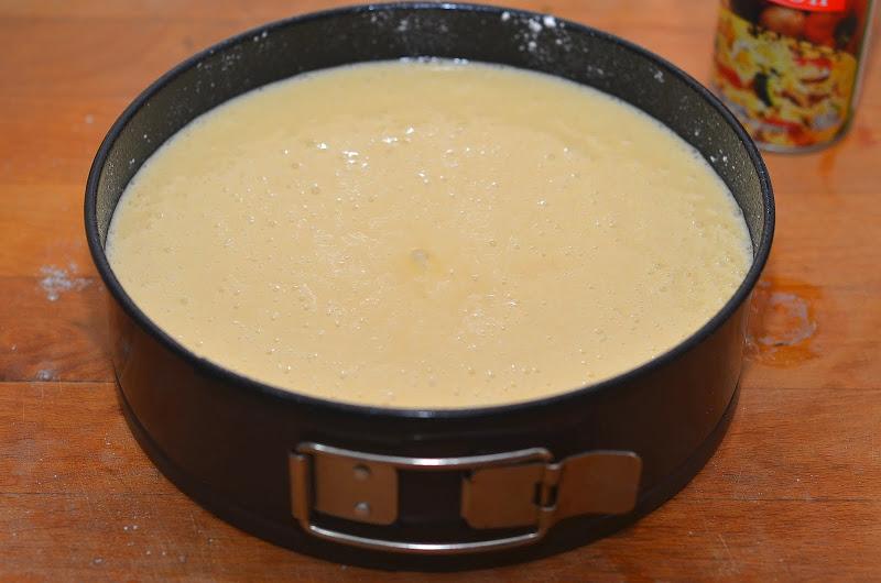 Приготовление бисквита для торта со сгущенкой