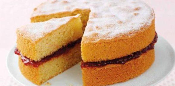 Пирог на сыворотке