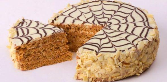 Рецепт торта «Эстерхази»