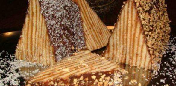 Рецепт торта «Карпаты»