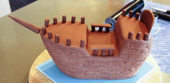Рецепт торта «Корабль»