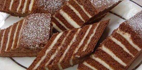 Рецепт торта «Нутелла»