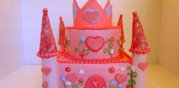 Рецепт торта «Замок любви»